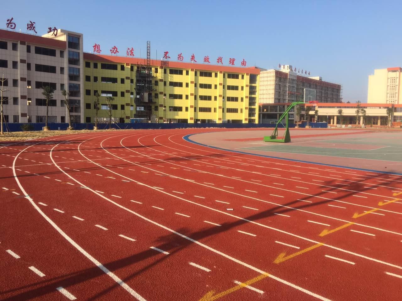 湖北省孝感市塑胶跑道施工设计公司欢迎您_中国化工产品网