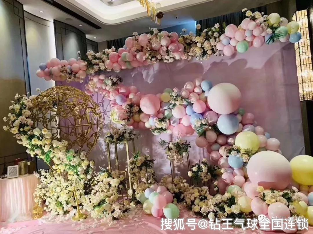 生日派对气球表白求婚创意 婚礼婚庆场景布置【价格 图片 ...