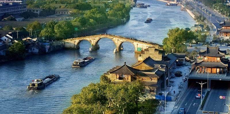 """大运河沿线城市掀起文化建设热潮,它揭示隋唐""""大一统""""秘密"""