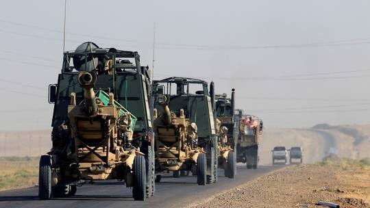 近千名恐怖分子越狱!土耳其猛烈炮击之下,库尔德人监狱失守