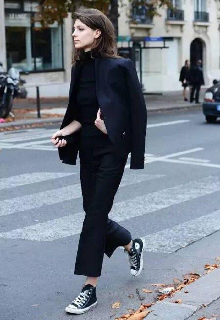 平底鞋穿得好,比高跟鞋还显腿长长长!