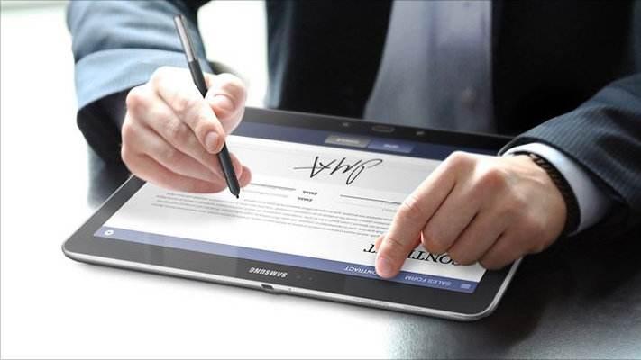 电子签名公司 e 签宝获得 1 亿美元 C 轮融资,蚂蚁金服领投