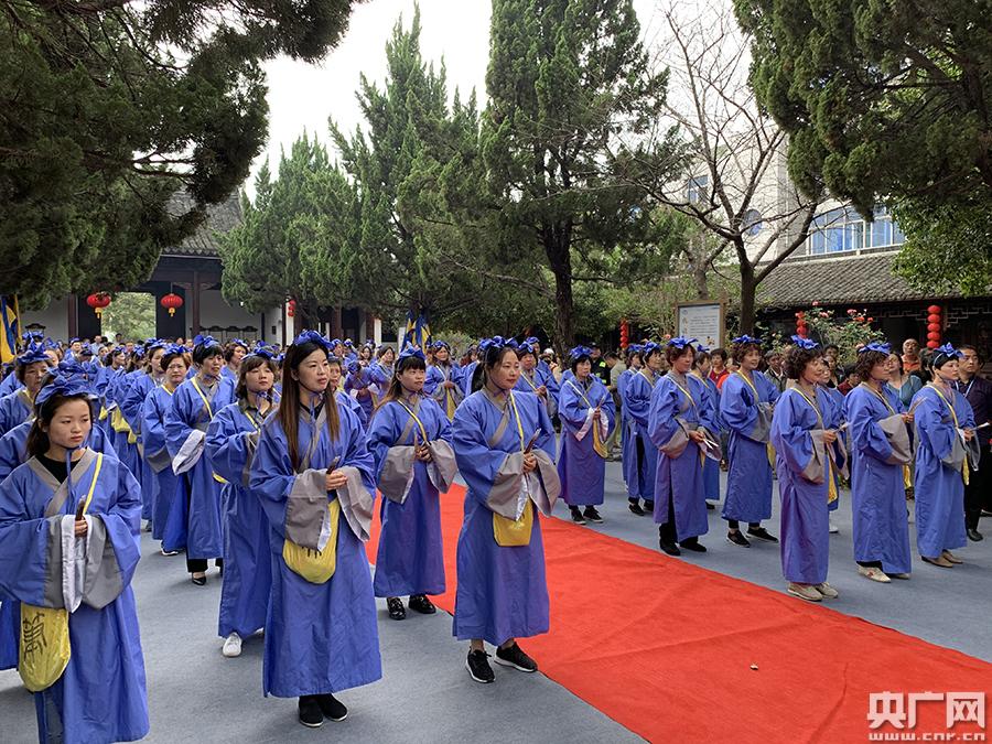 弘扬传统文化湖笔文化节今日在浙江湖州举行