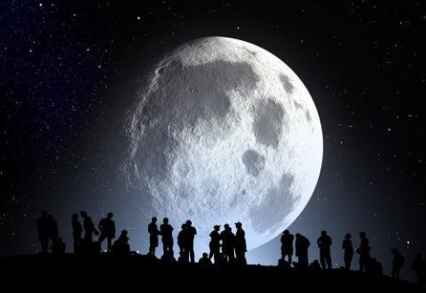 月球背面之谜和扑朔迷离的怪异现象