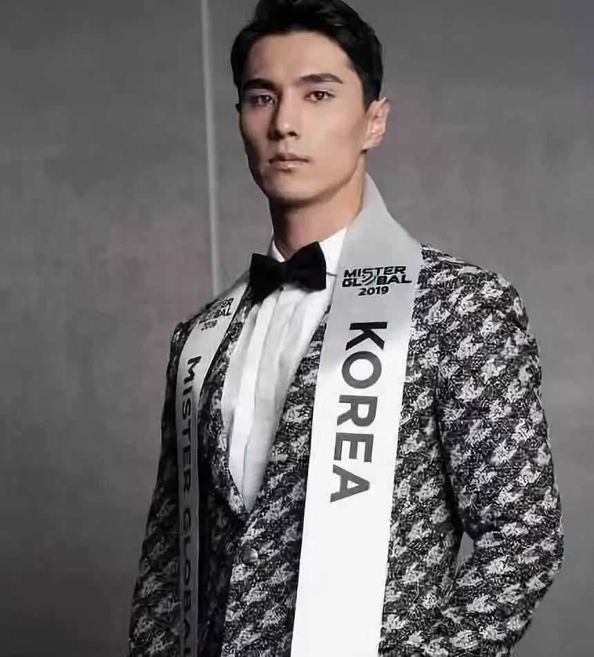 2019全球先生选美比赛!穿的民族服饰太美了,一个字:帅
