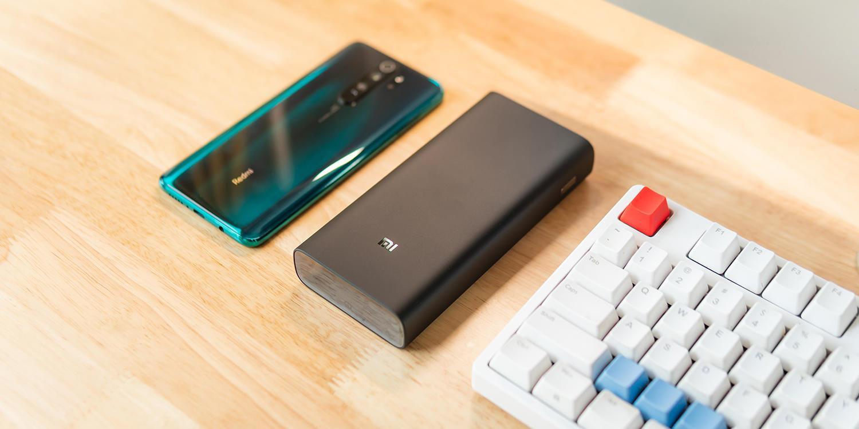 小米移動電源3超級閃充版上手,充電寶界的超級小能手