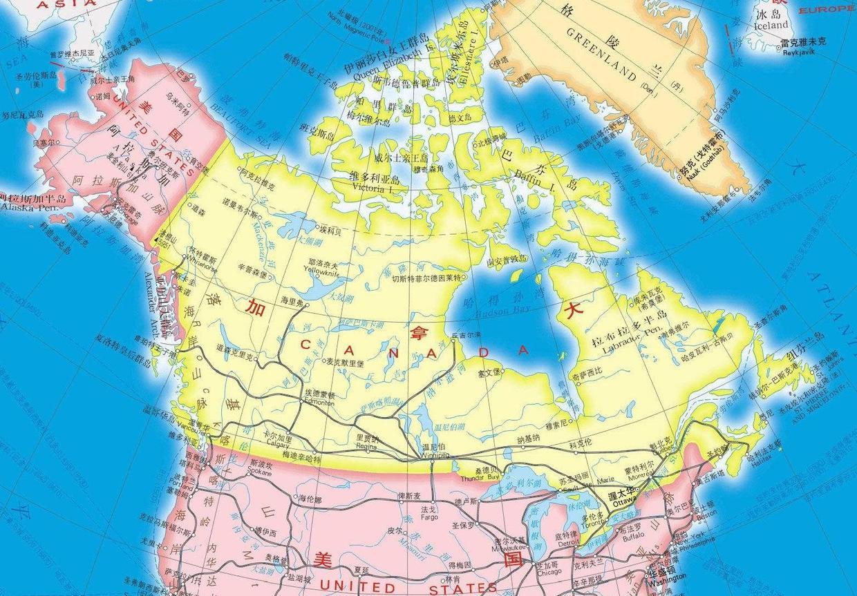 加拿大为什么人口数量少?