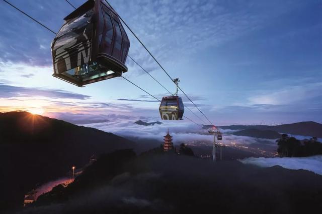 马来西亚,今年要去一次