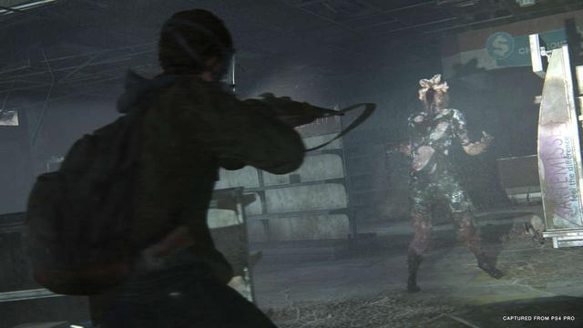 《最后的生还者2》制作人谈新怪物Shamblers战斗将更为激烈_Neil