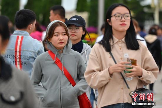 冷空气影响黄淮江淮江南多地气温将下降4~6℃