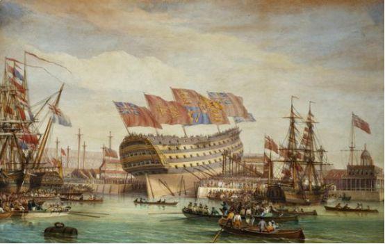 伊丽莎白号航母接连漏水,英国最贵的航母算是白搭_英国新闻_首页 - 英国中文网