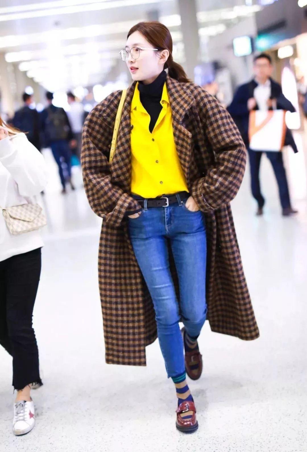 初秋来件高领衫,给你意想不到的时髦!
