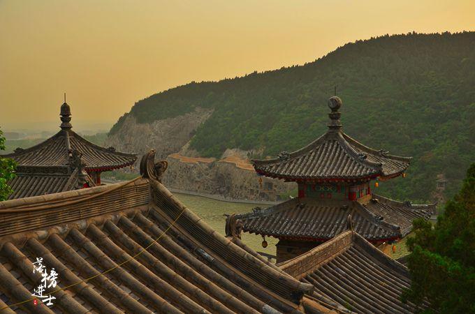 原创             洛阳龙门有一座寺庙,迄今已经有上千年的历史,很多游客却没来过
