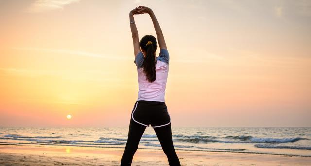 每天身体若有这3个感觉,那么恭喜,你的体重正在悄悄减下来!
