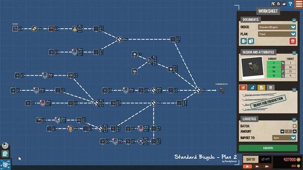 经营模拟游戏《小小大工坊》上架Steam即将发售