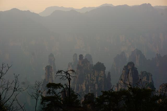 原创             张家界最迷人的景区之一,康熙皇帝曾来了都感慨万分,流连忘返!