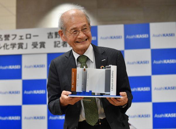 对我国锂电池兴起,诺奖得主吉野彰这样看——