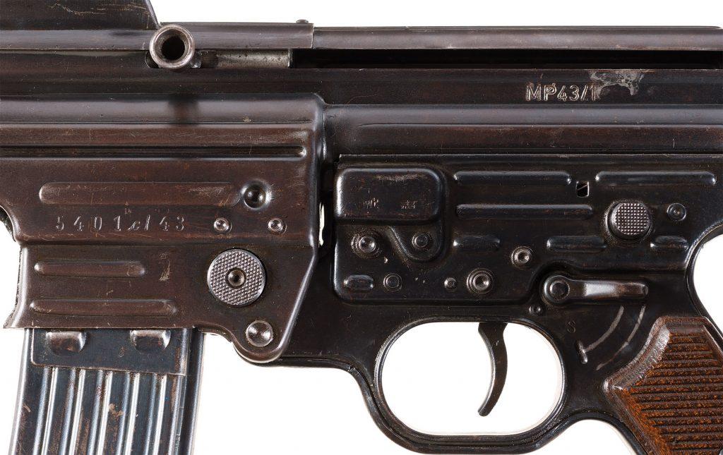在美国拍卖价格最高的十把制式自动武器,6把都是德国制_德国新闻_德国中文网