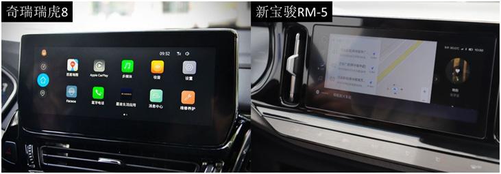 别拿智能网联不当实力 新宝骏RM-5要出众 比瑞虎8更与众不同