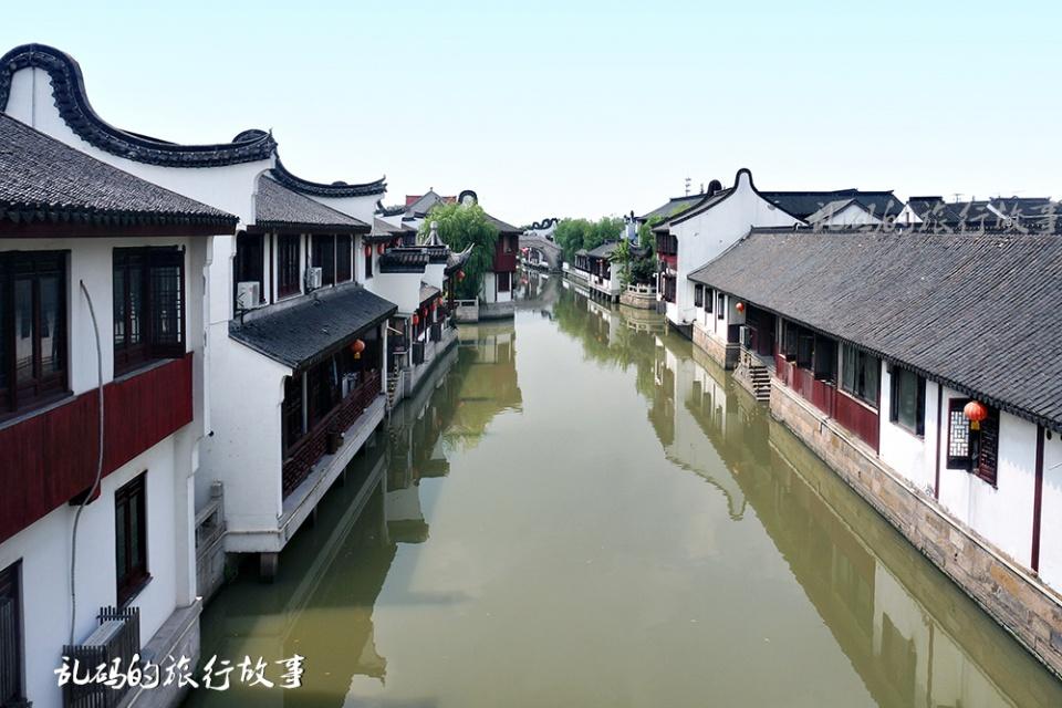 """原创             距上海市区最近的古镇 风光不输乌镇 被誉""""城隍故里""""却少有人知!"""