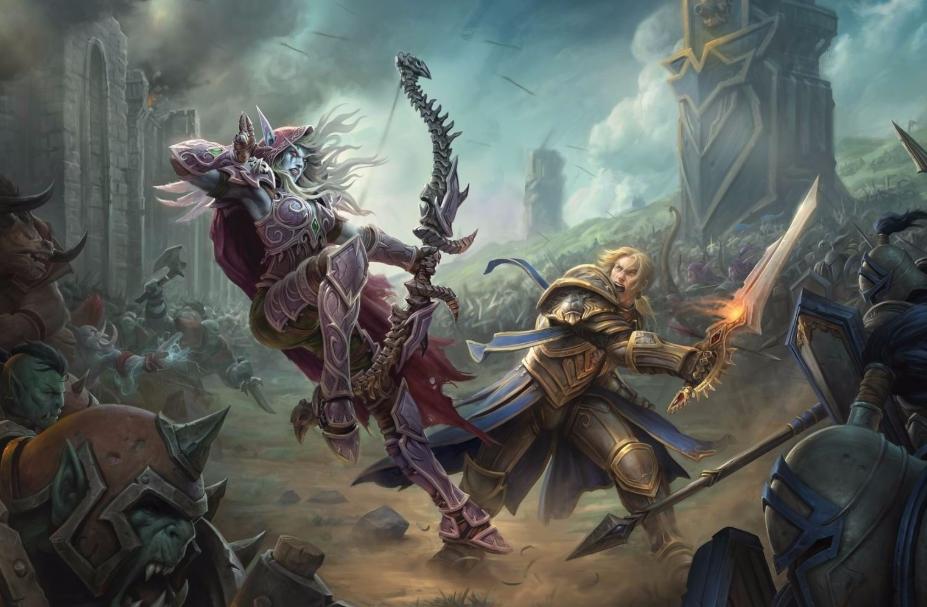 《魔兽世界》:8.3版本,我们终于可以骑上传说中的神兽了