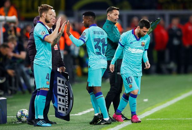曼联已同巴萨正式谈判拉基蒂奇 红蓝标价3400万镑