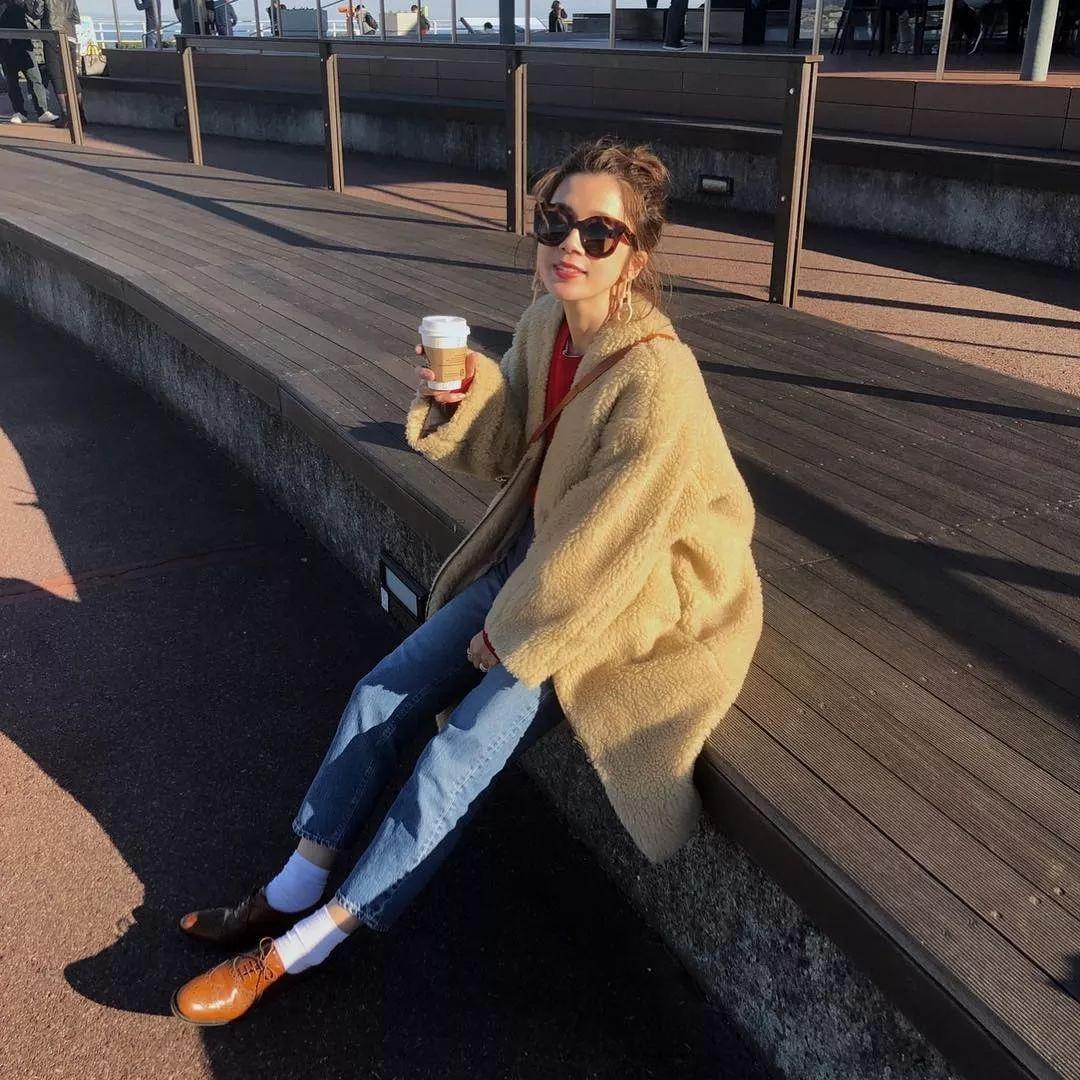 东京女子穿搭图鉴:跟着日模Misuzu 穿出日系经典着装