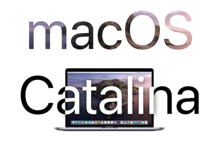 苹果列出235个与macOSCatalina不兼容的应用