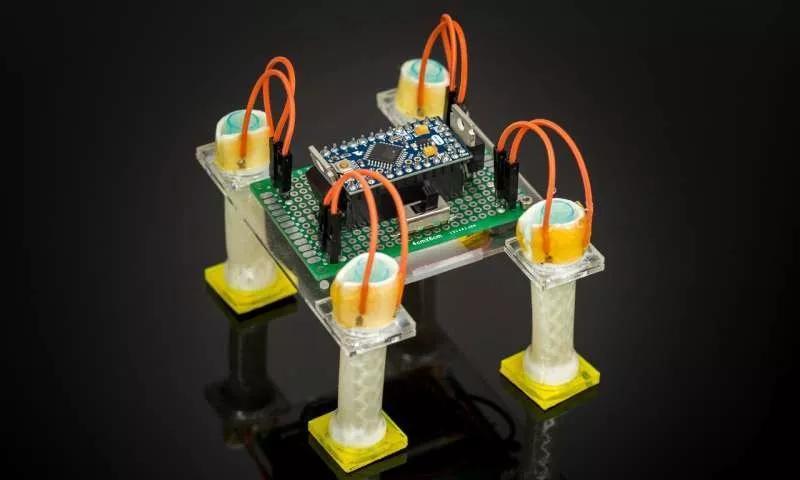 这些新的软执行器让机器人抓手更柔性!新科研成果!