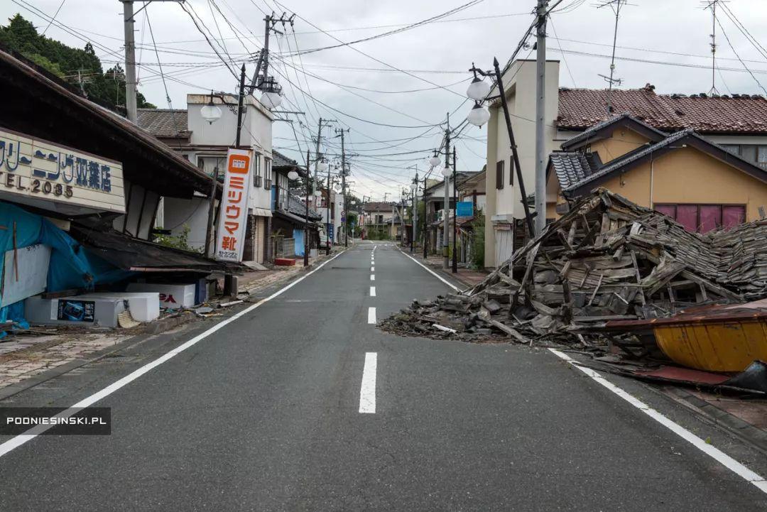 福岛,按下时光暂停键的世界