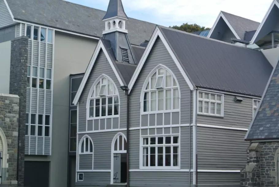 新西兰留学10分最古老中学—基督城男子高中