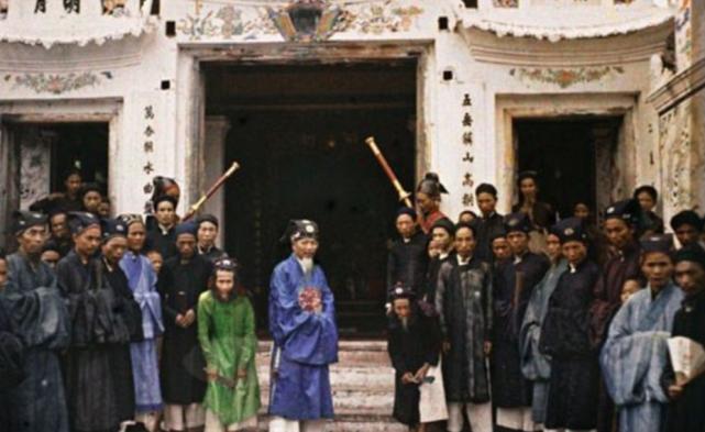 原创             世界上最早的一批彩色照片:看看百年前的城市,清朝和世界的差距