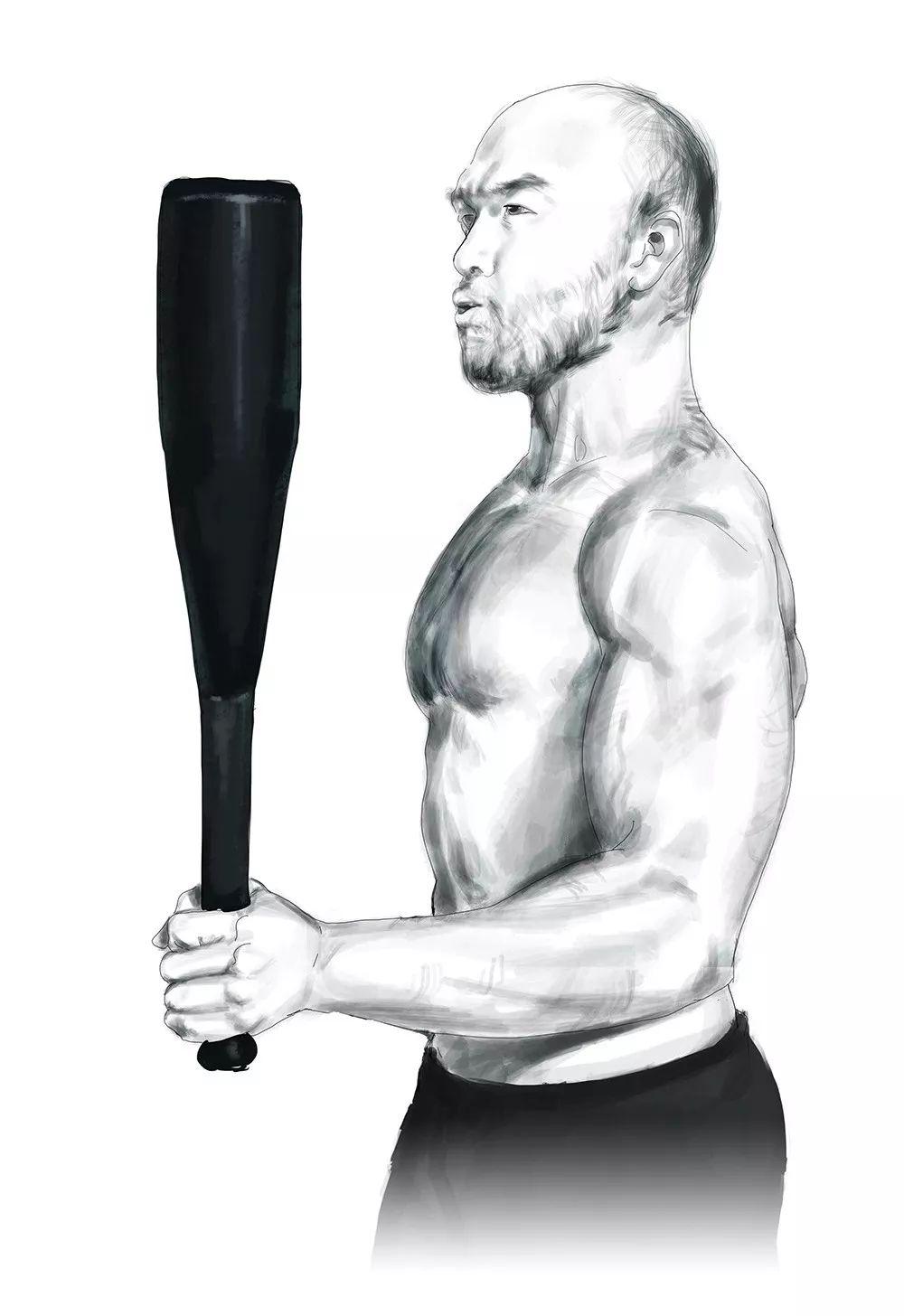 """施瓦辛格的""""肌肉价值观"""""""