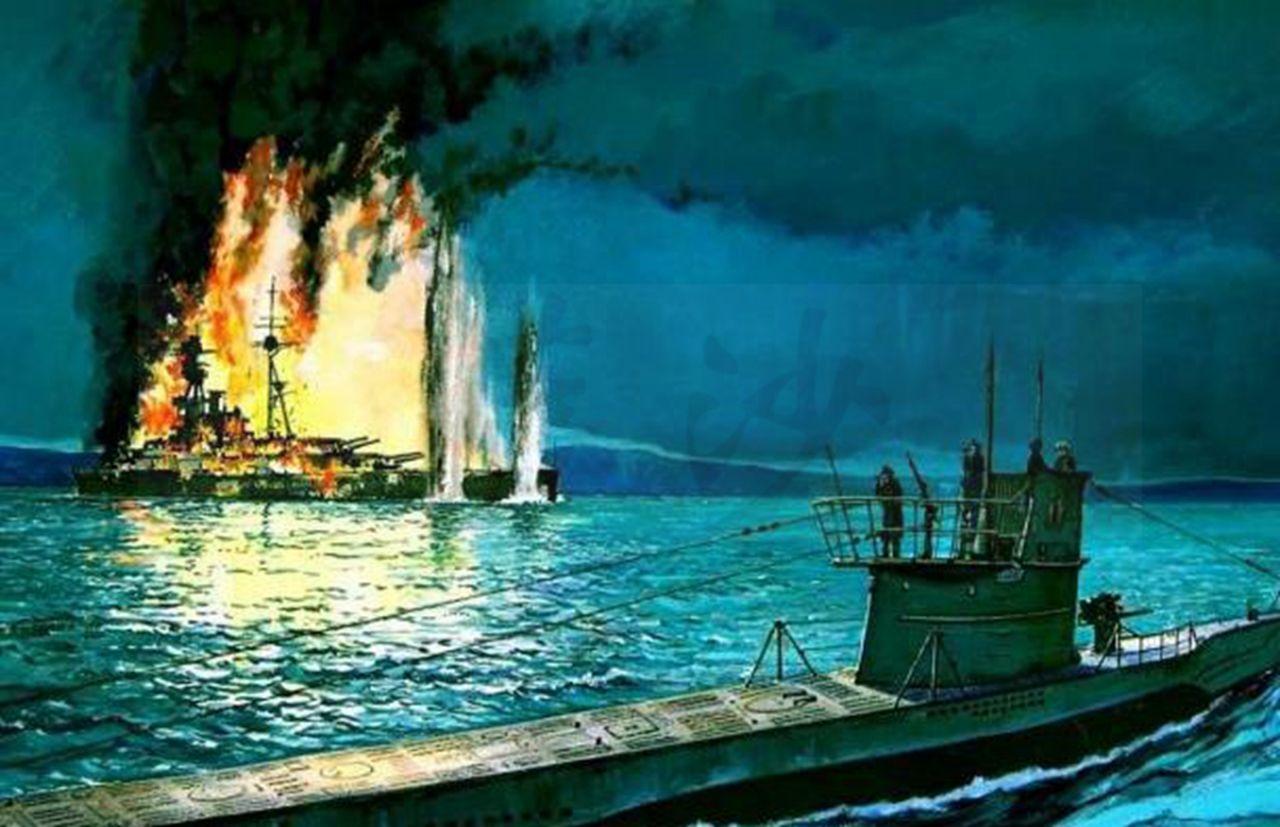 10月14日U47潜艇击沉英国皇家橡树号战列舰:1939年1次杀死833人_英国新闻_首页 - 英国中文网