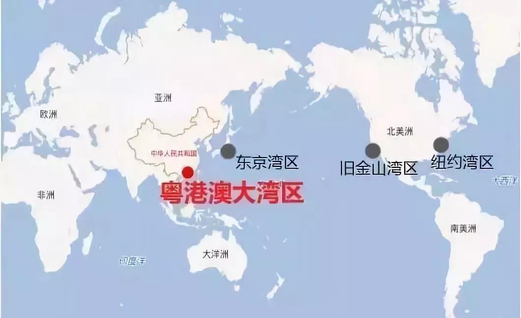 粤港湾大湾区2017年经济总量约_粤港湾大湾区规划图