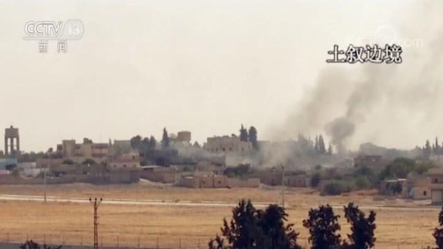 对抗土侵略!叙利亚政府与库武达成协议 向北派兵