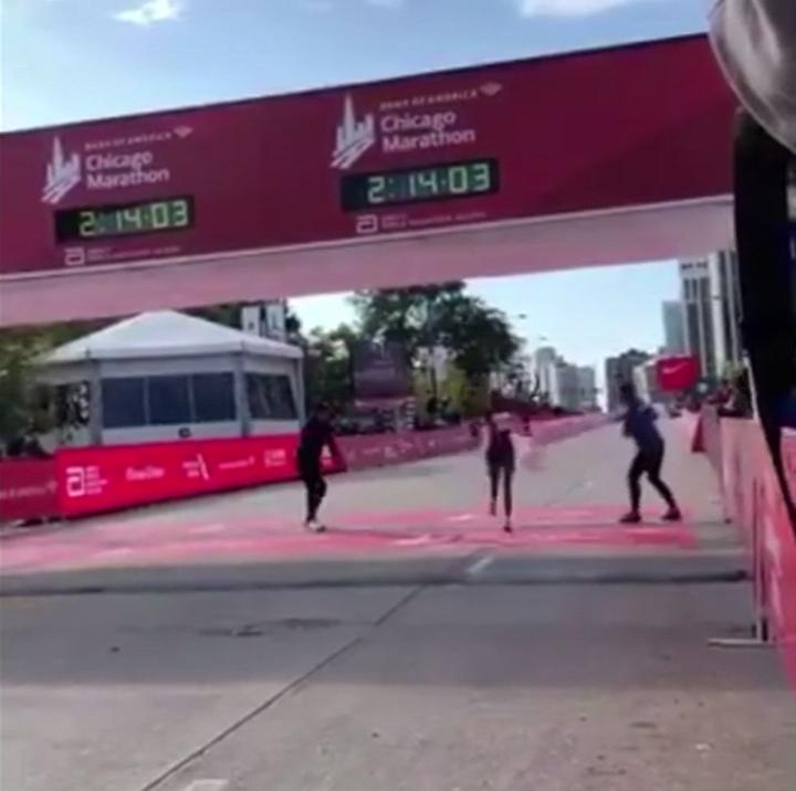2:14:04!拉德克里夫保持16年的女子马拉松世界纪录被破