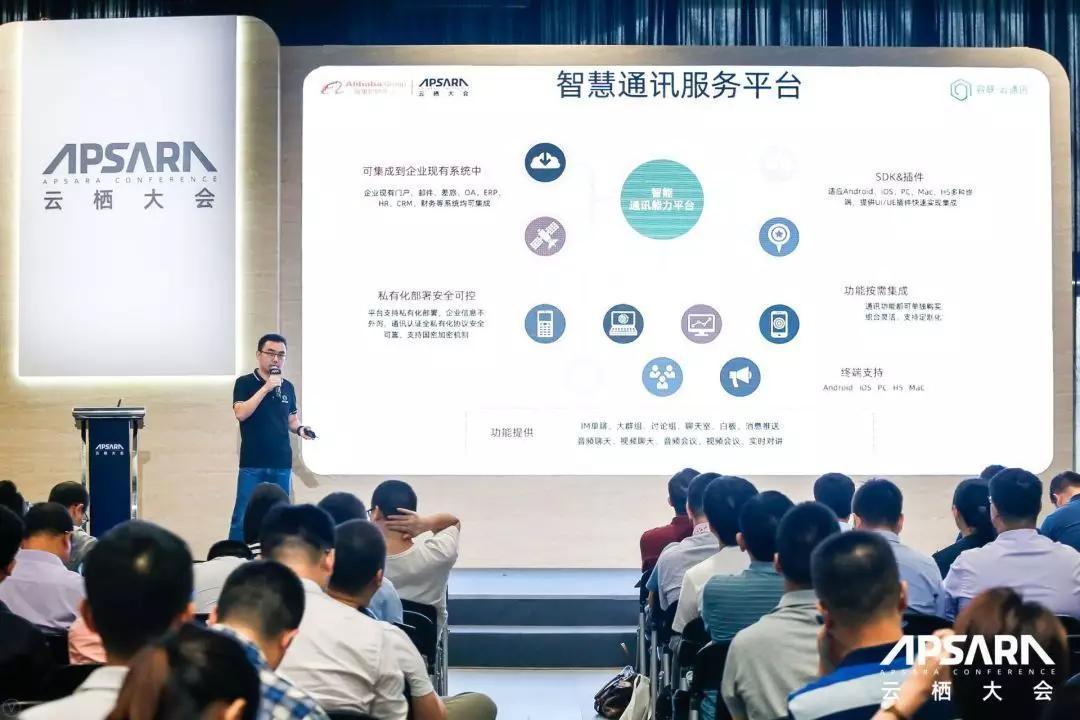 AI inspire communication 助力产业联络与协作