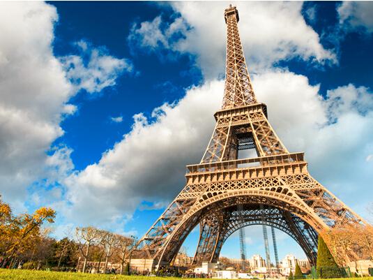 巴黎旅游必去景点
