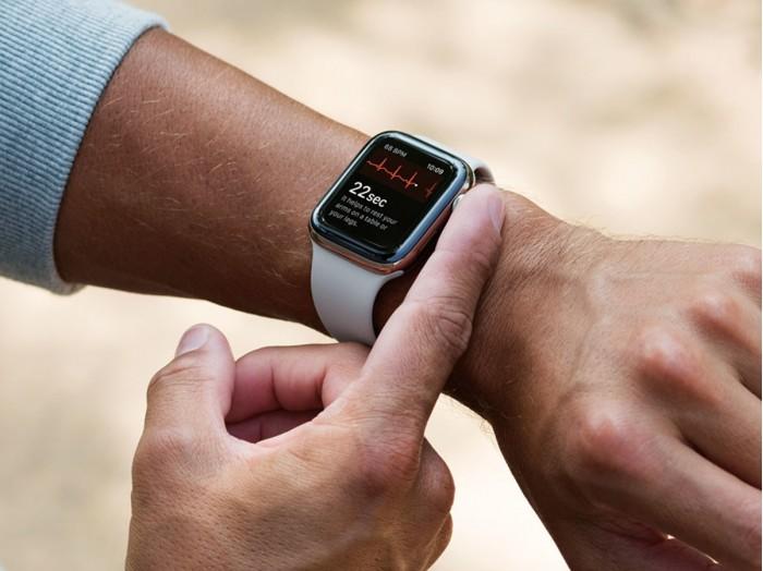 AppleWatch又被用于医疗领域但这次却不太一样