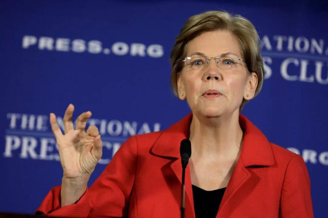 如果這個女人成為美國總統,美國股市和科技巨頭将瑟瑟發抖?