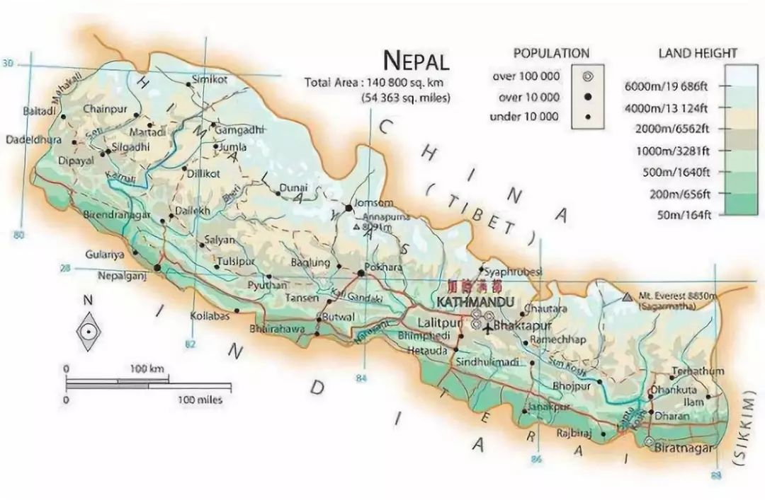 尼泊尔人均gdp_何为商机, 一带一路 发展中国家有何商机