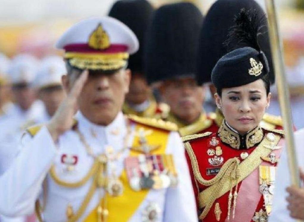泰国2位公主不容易!明明都有英俊男友,却因这条规定熬成老姑娘