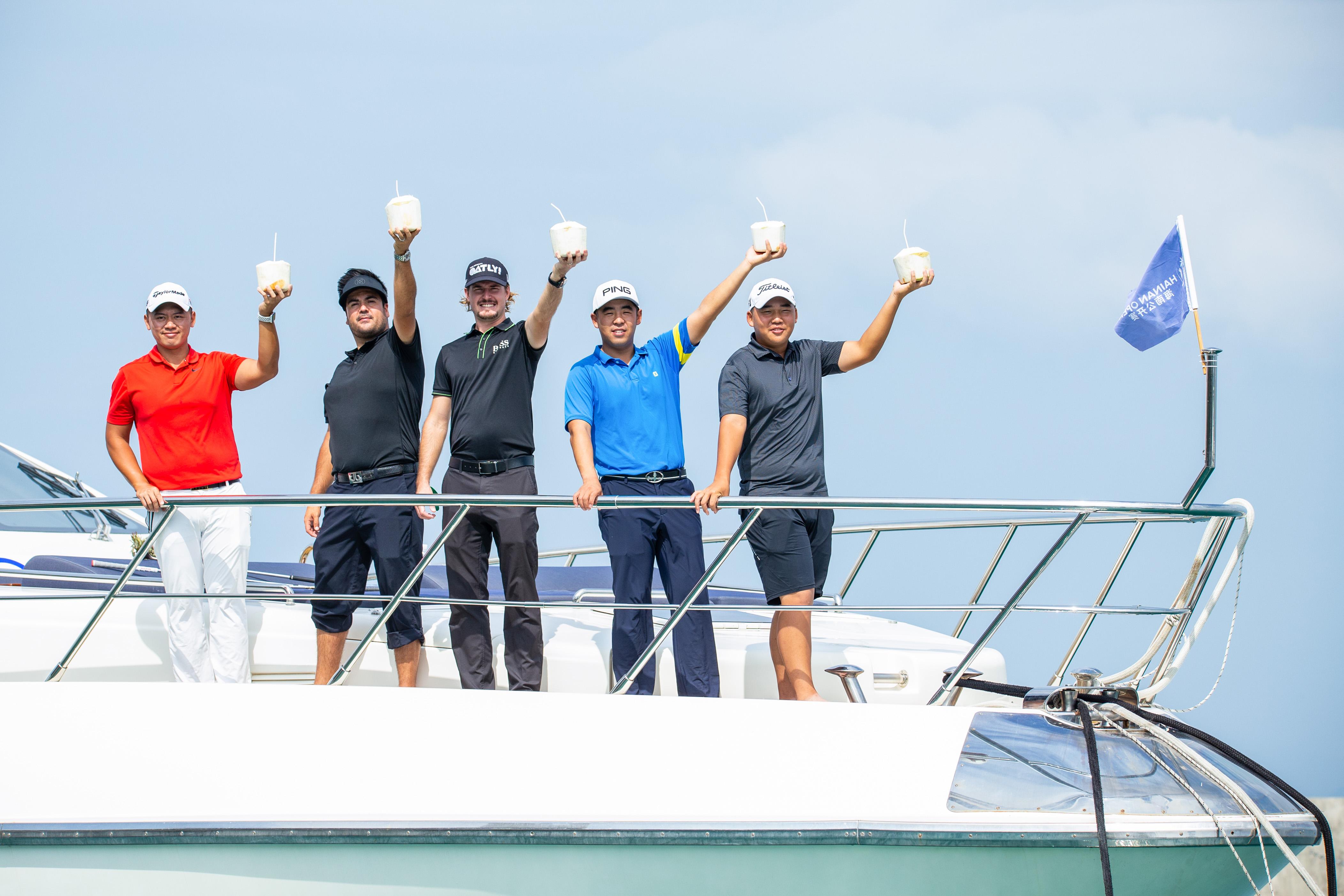 2019海南公开赛揭幕 赴一场山海为证的欧巡之约