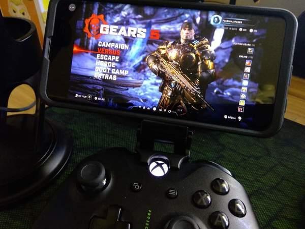 微软XCloud服务测试已开启10Mbps网络即可体验畅玩_Xbox