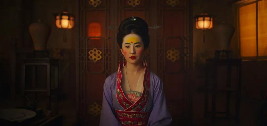 劉亦菲版《花木蘭》預告片刷屏,人美還那么努力!-第5張圖片