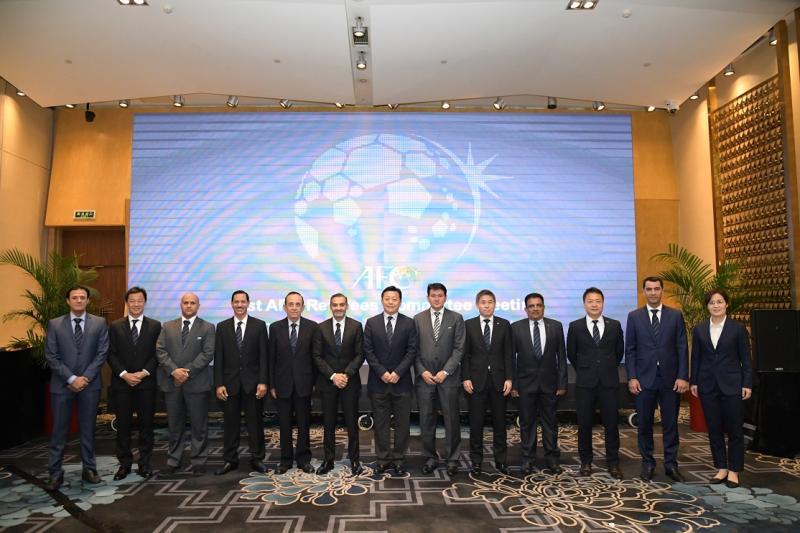 亚足联裁判委员会首次在华举办 杜兆才主持推动裁判工作发展