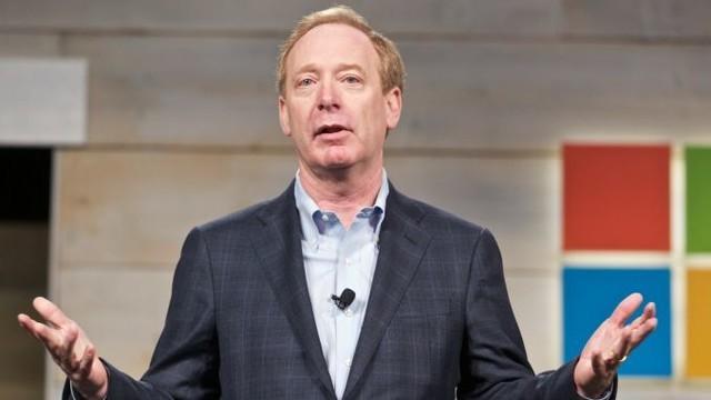 微软总裁呼吁保护个人隐私面部识别最关键