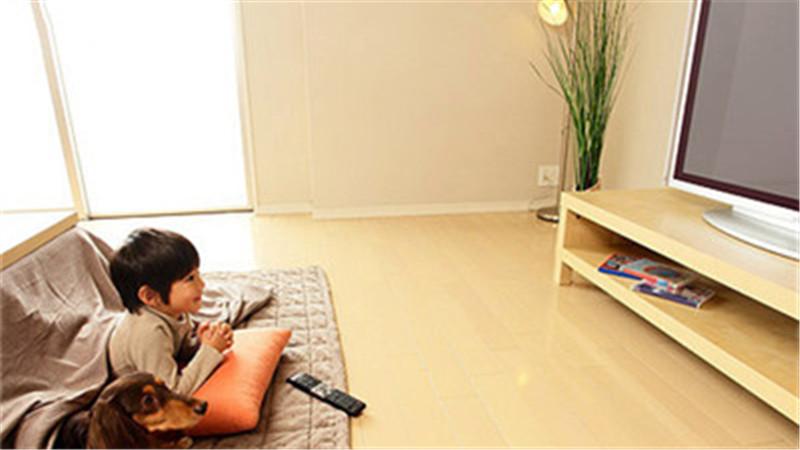两岁的宝宝能不能长时间看电视?