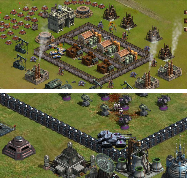 <b>好好的游戏被玩成古代版红警,网友:玩家都太有才了!</b>